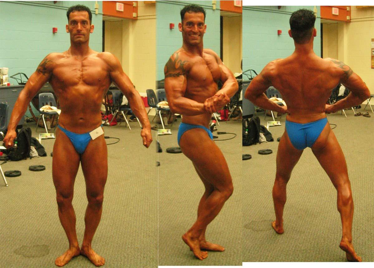 men/'s flex cut turquoise spandex posing Trunks Competition Posing Suit-FREE SHIP